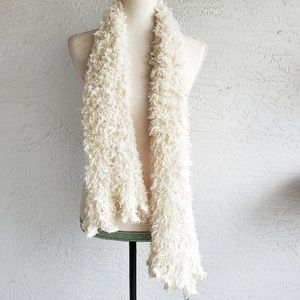 Cream Limited Too Scarf